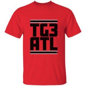 Atlanta football fans need this TG3 ALT Shirt T Shirt