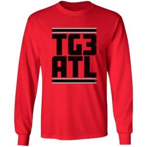 Atlanta football fans need this TG3 ALT Shirt Long Sleeve T Shirt