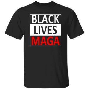 Back Lives Maga Shirt