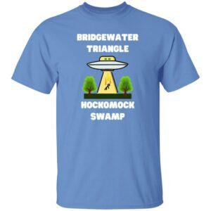 Misha Collins Bridgewater Triangle Hockomock Swamp Shirt