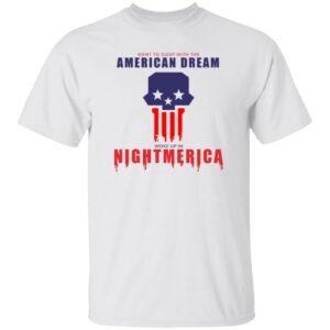 Hangover Gang Store Nightmerica Shirt Tom Macdonald