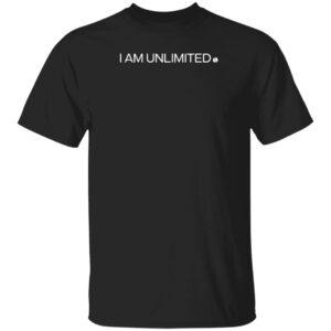 Auprosports Shop I Am Unlimited Shirt