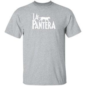 Apollohou Store La Pantera Tri Blend Shirt